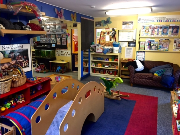 Spaces for a range of activities for learning and fun